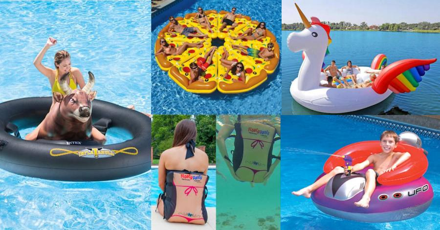 15 Best Pool Toys For Summer 2018