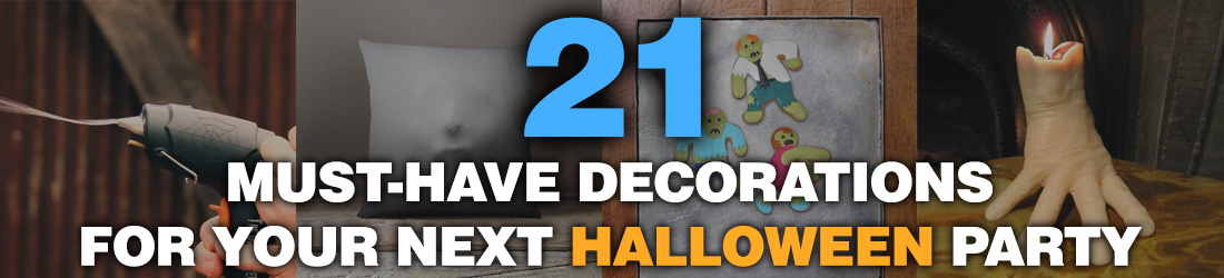 21 Unique Halloween Decorations 2016