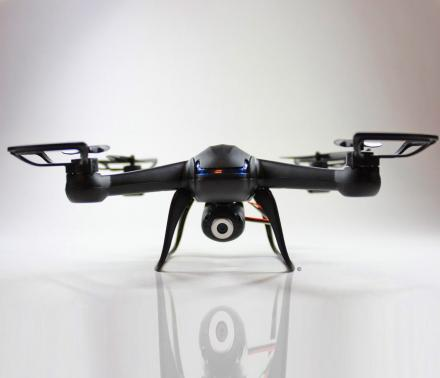 76% OFF This Quadcopter Drone With a 6-Axis Gyro and an HD Camera Onboard