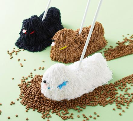 You Can Now Get a Mop That Looks Like One Of Those Dogs That Look Like a Mop