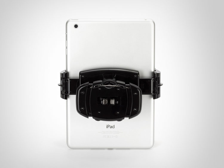 iPad-iPhone Airplane Seat Mount