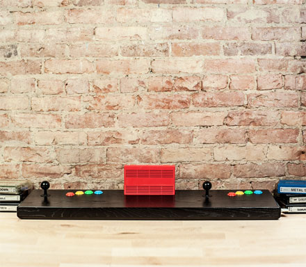 Analogue Neo: Arcade Style Gaming Without The Size