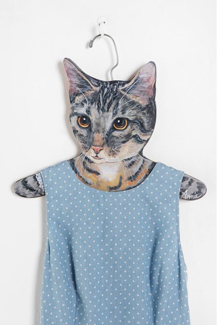 Animal Clothes Hangers 2