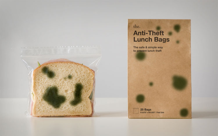 Anti-Theft Moldy Lunch Bags 4