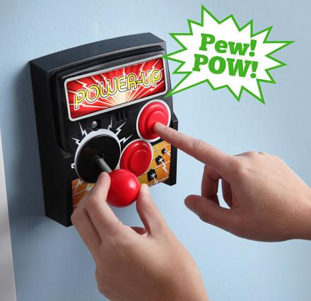 Arcade Joystick Light Switch