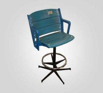Authentic Yankee Stadium Bleacher Bar Stool