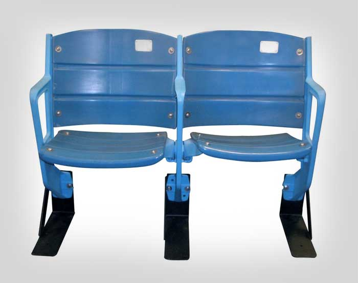 Admirable Authentic Yankee Stadium Bleacher Bar Stool Caraccident5 Cool Chair Designs And Ideas Caraccident5Info