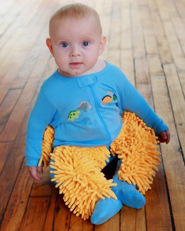 Baby Mop Sweeper 1