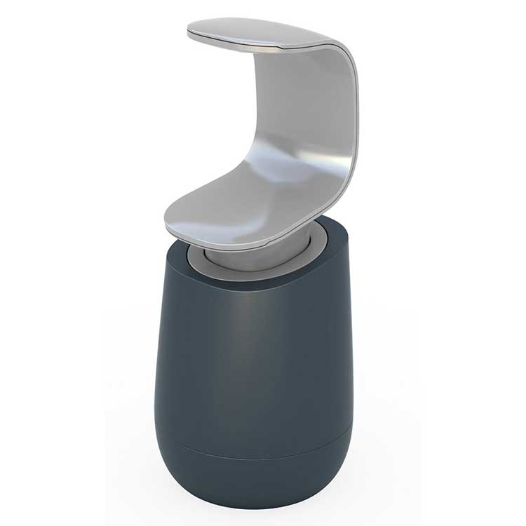 Back of the hand push soap dispenser 3