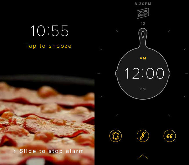 Bacon Smell Emitting iPhone Device