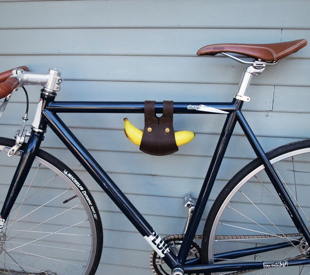 Banana Holder For Your Bicycle