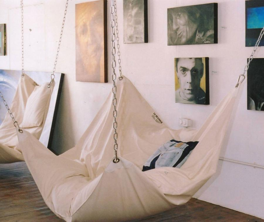 Bedroom Bed Hammock
