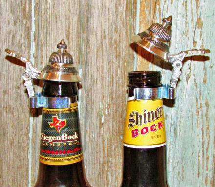 Beer Stein Beer Bottle Attachment