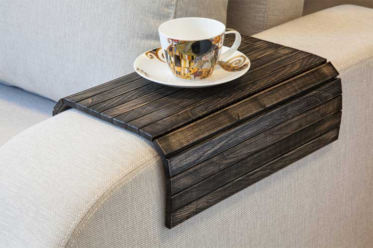 Bendable Sofa Tray Table