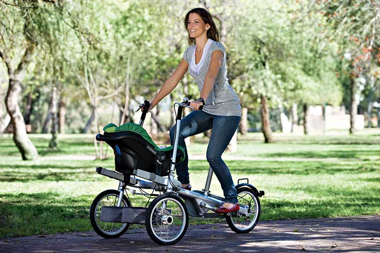 Bicycle Baby Stroller