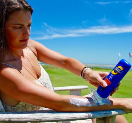 BlokRok Rok-It: Lets You Roll On Your Sunscreen, Attaches To Any Bottle