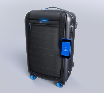 Bluesmart: Smart Luggage That Charges Your Phone