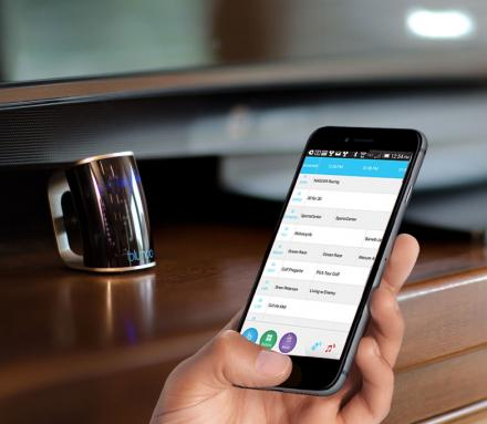 Blumoo Lets You Use Your Phone, Tablet, Or Smart Watch as a TV Remote