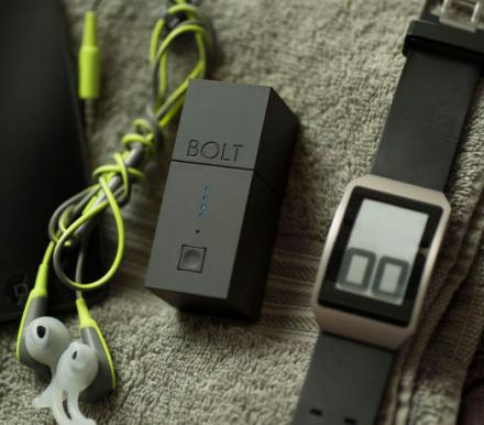 Bolt: A Wall Charger And Battery Backup Combo