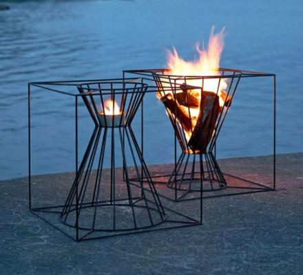 Bonfire Basket