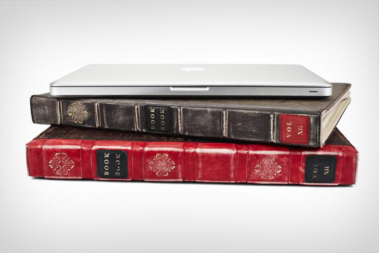 Bookbook Macbook Vintage Book Cover Case