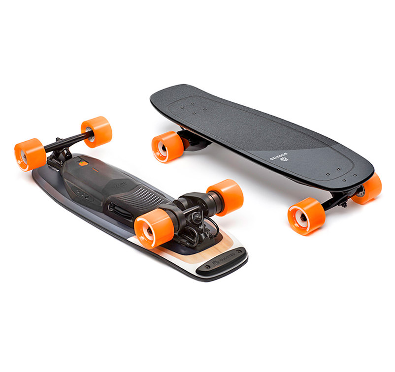 Skateboard Uses: Boosted Mini Electric Skateboard