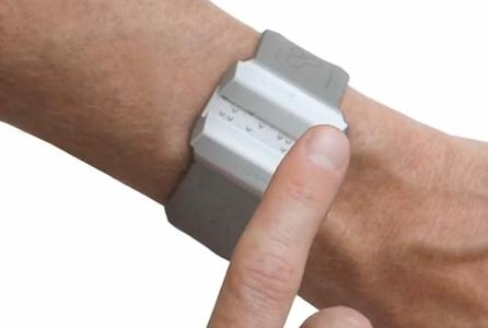 the concept brai blind slipperybrick watch braille for com watches