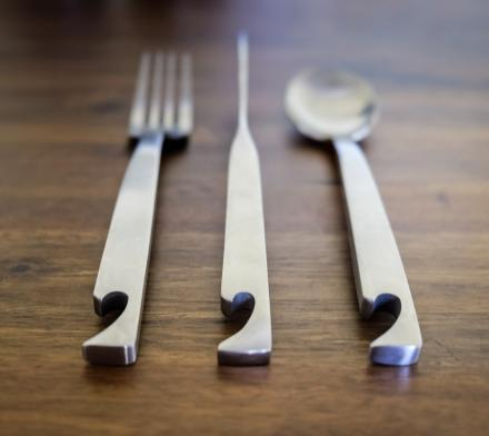 Brew Cutlery: Silverware With a Bottle Opener On Each Piece