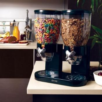 Buffet Style Cereal Dispenser