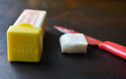 Butter Saver Cap
