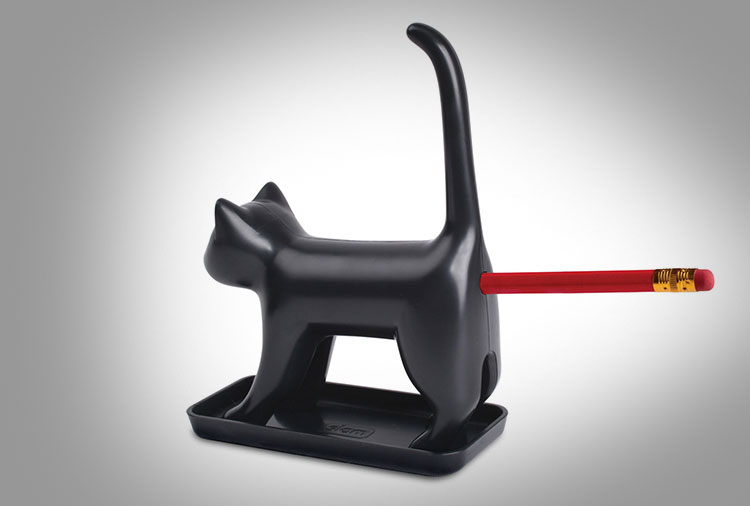 Cat Bottom Pencil Sharpener