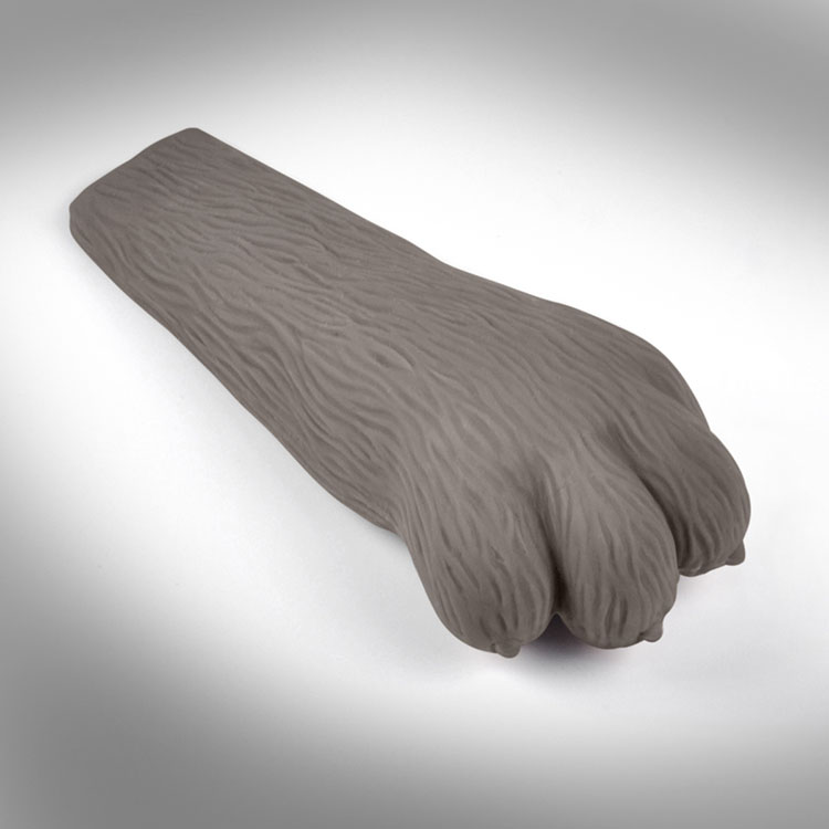 Cat Paw Doorstop 3