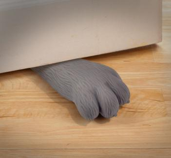 Cat Paw Doorstop