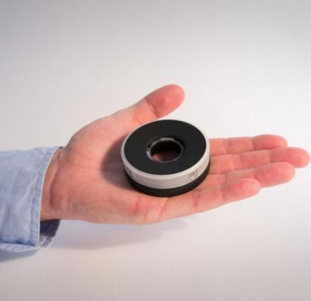 CENTR: An Action Cam With 360 Degree Video