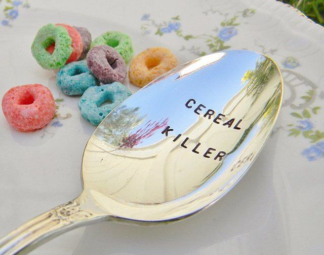 Cereal Killer Spoon 3