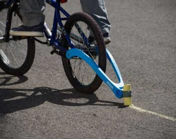Chalk Trail Bike Attachment