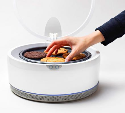 CHiP Smart Cookie Oven: A Keurig-Like Machine For Cookies