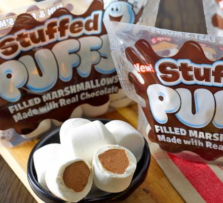 Chocolate Stuffed Marshmallows Will Help Make The Most Delicious S'mores Ever