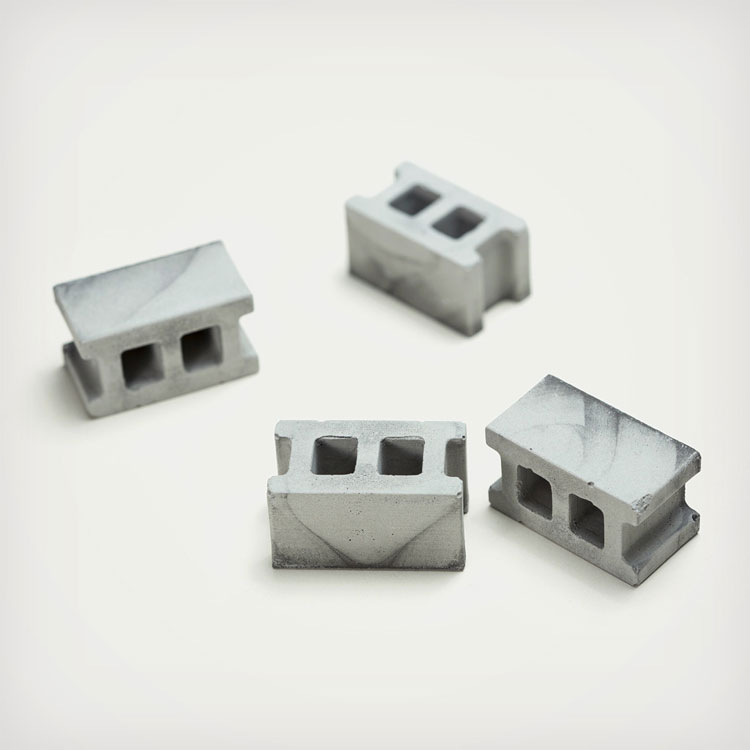 Cement Block Magnets