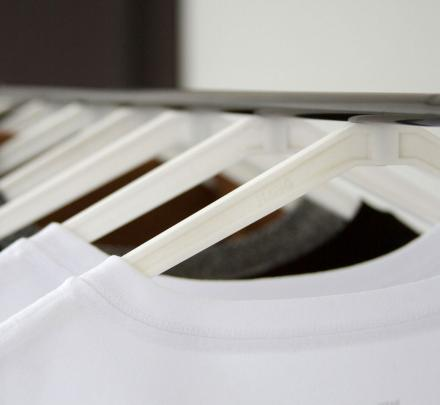 CLING: Magnetic Clothing Hangers