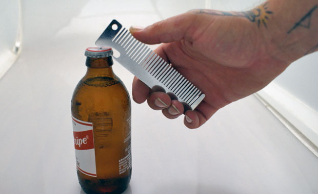 Comb Bottle Opener 1