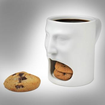 Cookie Face Mug
