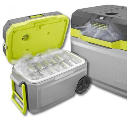 Cooling Cooler Turns Your Cooler Into A Portable Air-Conditioner