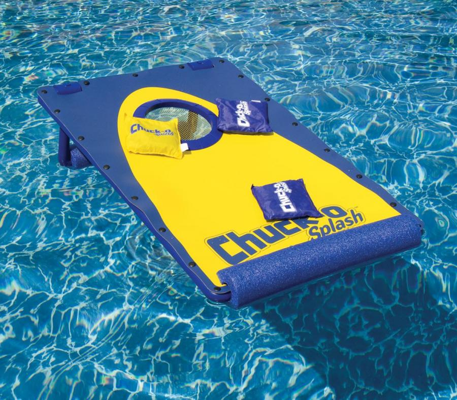 Home Design Ideas Game: CornHole Board For The Pool