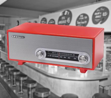 Crosley Ranchero Classic Speaker Has Vintage Look With Modern Sound