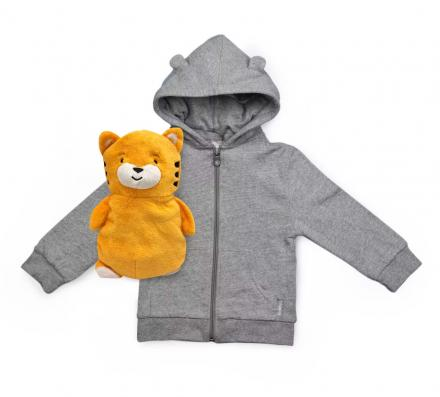 Cubcoats: Stuffed Animals That Turn Into a Kids Hoodie