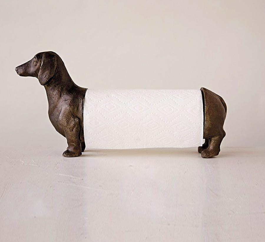 Christmas Paper Towel Holder