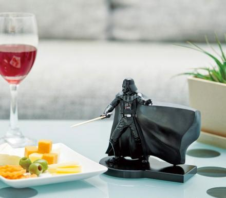 Every Star Wars Geek Should Have This Darth Vader Toothpick Dispenser In Their Kitchen