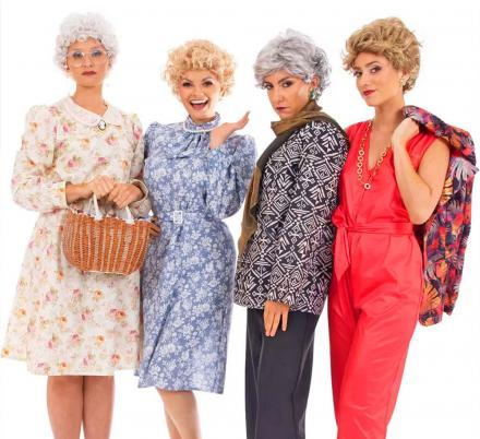There Are Now Golden Girl Halloween Costumes So Your Gang Can Become The 4 Icons