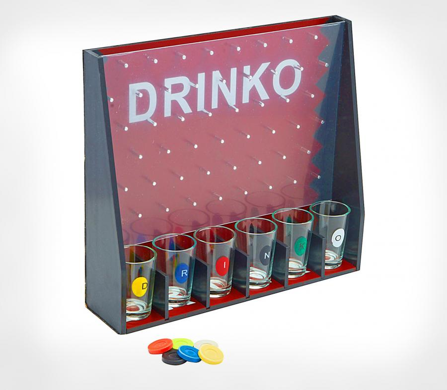 No Drinking Games